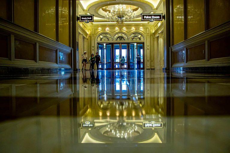 L'Utilizzo del marmo negli hotel di lusso