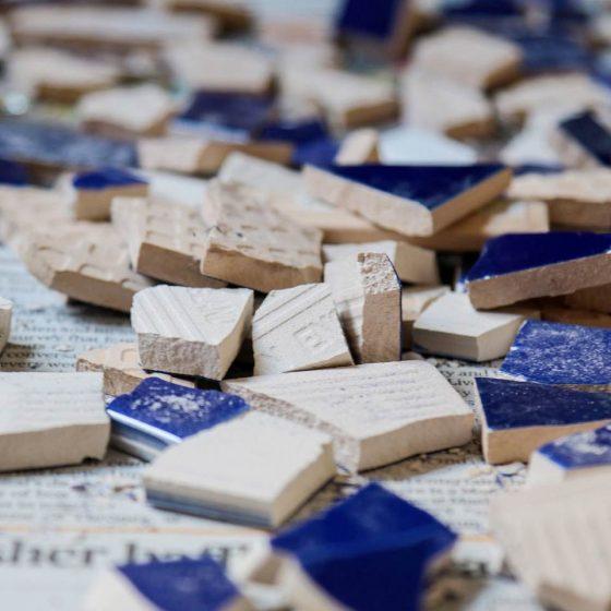 Pezzi di mosaico